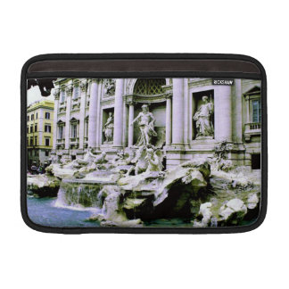 Trevi Fountain Sleeves For MacBook Air
