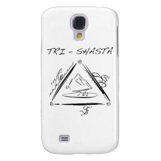 Tri - Shasta Triathalon Galaxy S4 Case