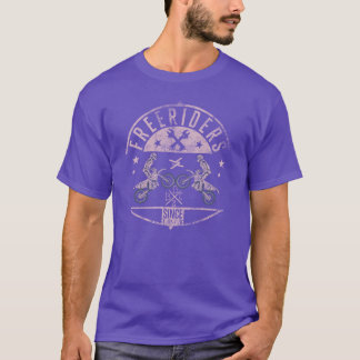 Trial Motorcycle T-Shirt