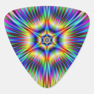 Triangle Guitar Pick   Phoenix Star