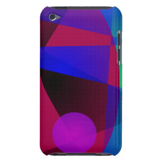 Triangles and Circles iPod Case-Mate Cases