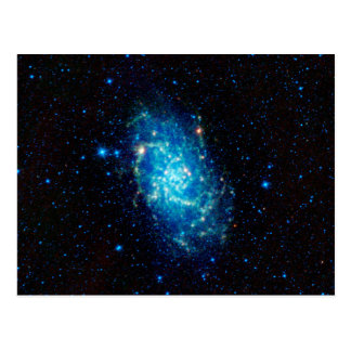 Triangulum Galaxy Postcard