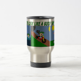 TRIATHALON TRAVEL MUG