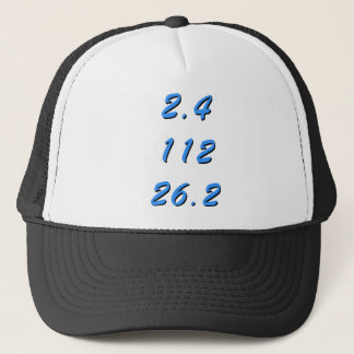 Triathlon Trucker Hat