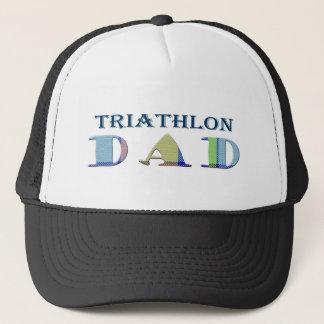 TriathlonDad Trucker Hat