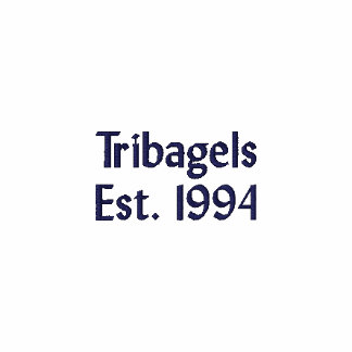 Tribagels Embroidered T
