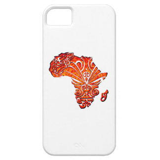 Tribal Africa iPhone 5 Cases