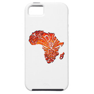 Tribal Africa iPhone 5 Covers