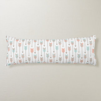 Tribal Arrows Pattern Body Cushion