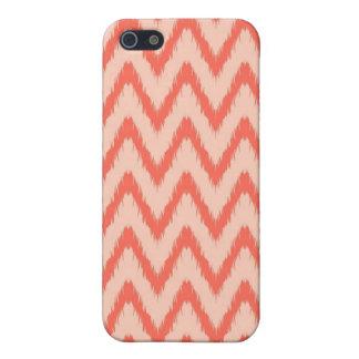 Tribal aztec chevron zig zag stripes ikat pattern case for the iPhone 5
