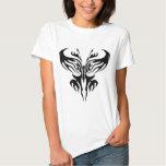 Tribal Butterfly Art  #029 Shirts