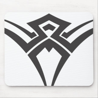 Tribal Design Mouse Pad
