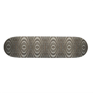 Tribal Design Skateboard