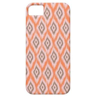 Tribal geometric Aztec chevron pattern ikat tri Case For The iPhone 5