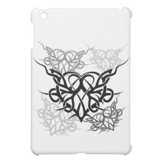 Tribal Heart Graphic iPad Mini Cases