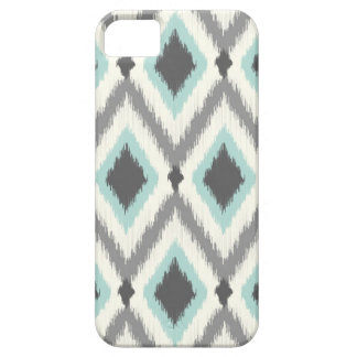Tribal Ikat Chevron Barely There iPhone 5 Case