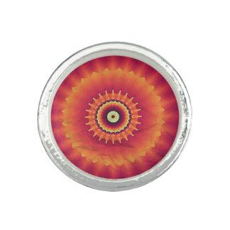 Tribal Kaleidoscope Ring