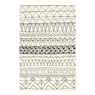 Tribal Lines - Paper