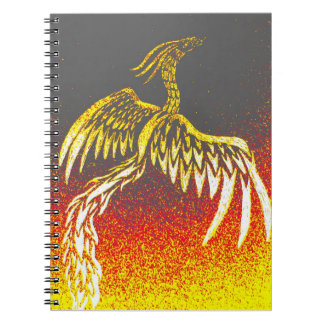 Tribal Phoenix Note Book