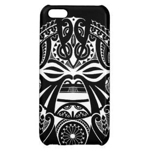 Tribal Polynesian Tiki Mask Tattoo Design Gifts on Zazzle NZ