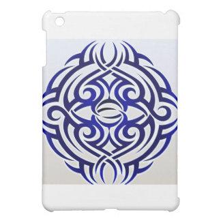 Tribal Tattoo pattern iPad Mini Cover