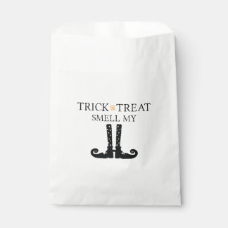 Trick or Treat Bag Favour Bags
