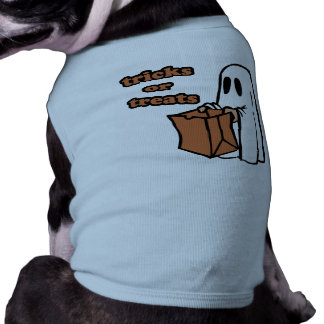 Trick or treat - Boo - cartoon ghost - baby ghost Shirt