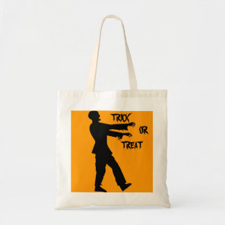 TRICK OR TREAT BUDGET TOTE BAG