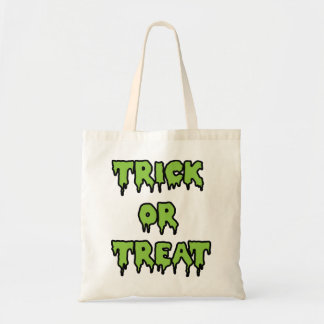 Trick or Treat - Green