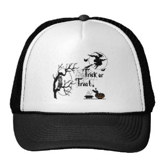 TRICK OR TREAT (HALLOWEEN) CAP
