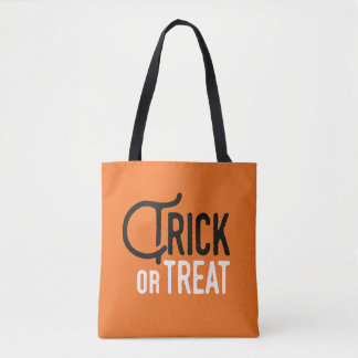 Trick or Treat | Halloween Tote Bag
