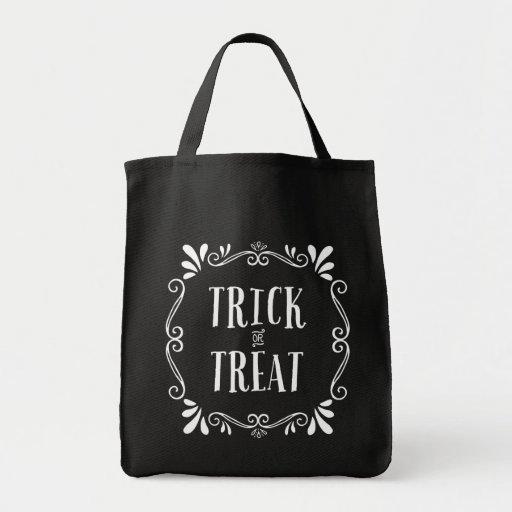 Trick or Treat | Halloween Tote Bag