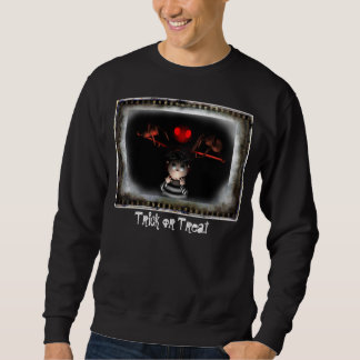 Trick or Treat Pullover Sweatshirts