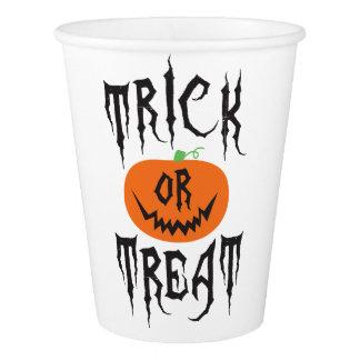 Trick or Treat Pumpkin Halloween Party