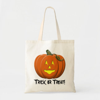 Trick or Treat! Budget Tote Bag