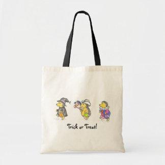 Trick or Treat tote Budget Tote Bag
