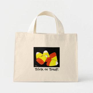 Trick or Treat tote Mini Tote Bag