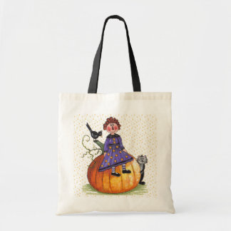 Trick or Treat Tote - SRF Canvas Bags