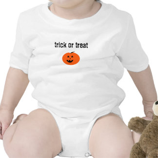 """trick or treat"" tee shirts"