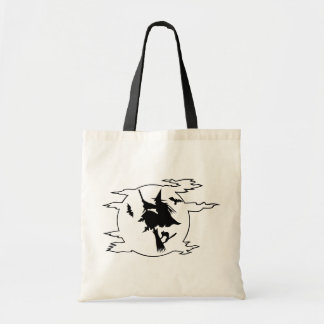 Trick or Treat Witch Halloween Bag