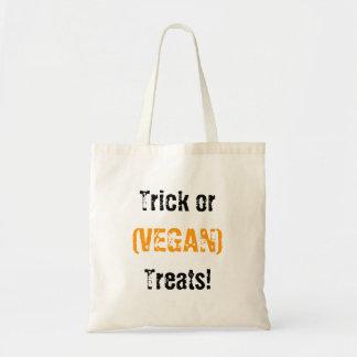 Trick or Vegan Treats