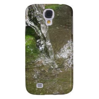 Trickling Waterfall Bubbling Water Galaxy S4 Case