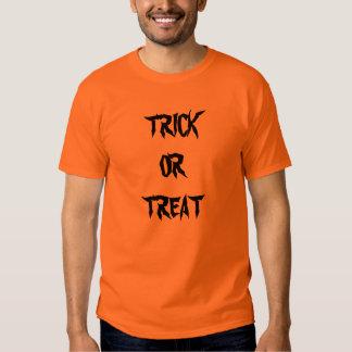 TRICKOR TREAT TEE SHIRTS