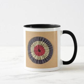 Tricolore rosette