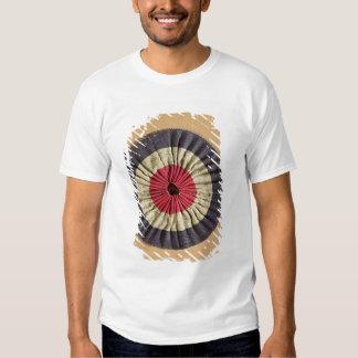 Tricolore rosette t-shirt