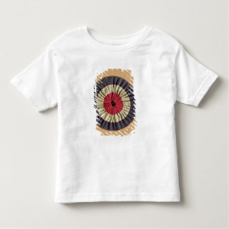 Tricolore rosette toddler T-Shirt