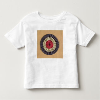 Tricolore rosette toddler T-Shirt