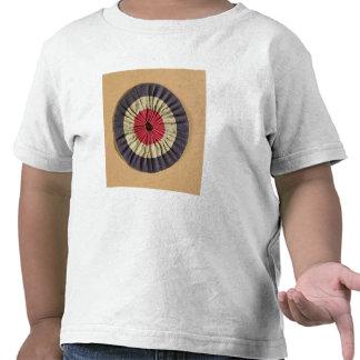 Tricolore rosette shirts