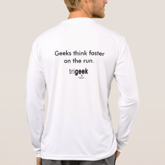 triGeek GW LS Tee