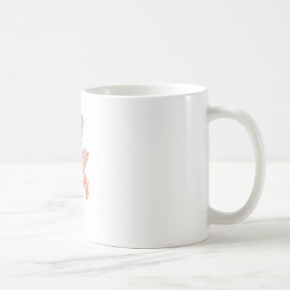 TRIMURTI three faced flying bird - look carefully Mug